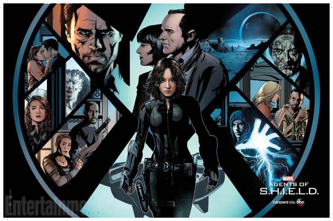 IT'S ALL CONNECTED: Why AGENTS OF SHIELD Might Be the Best Marvel TV Show