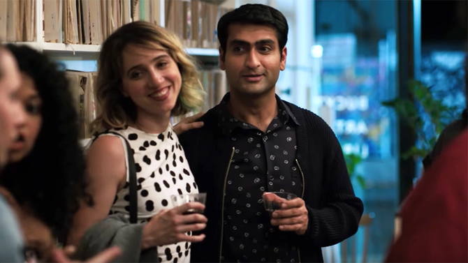 Feeling Better: The Big Sick Review