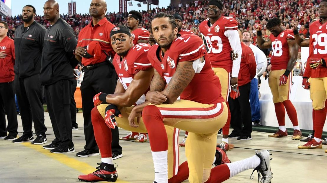 The Silent Stand of Colin Kaepernick