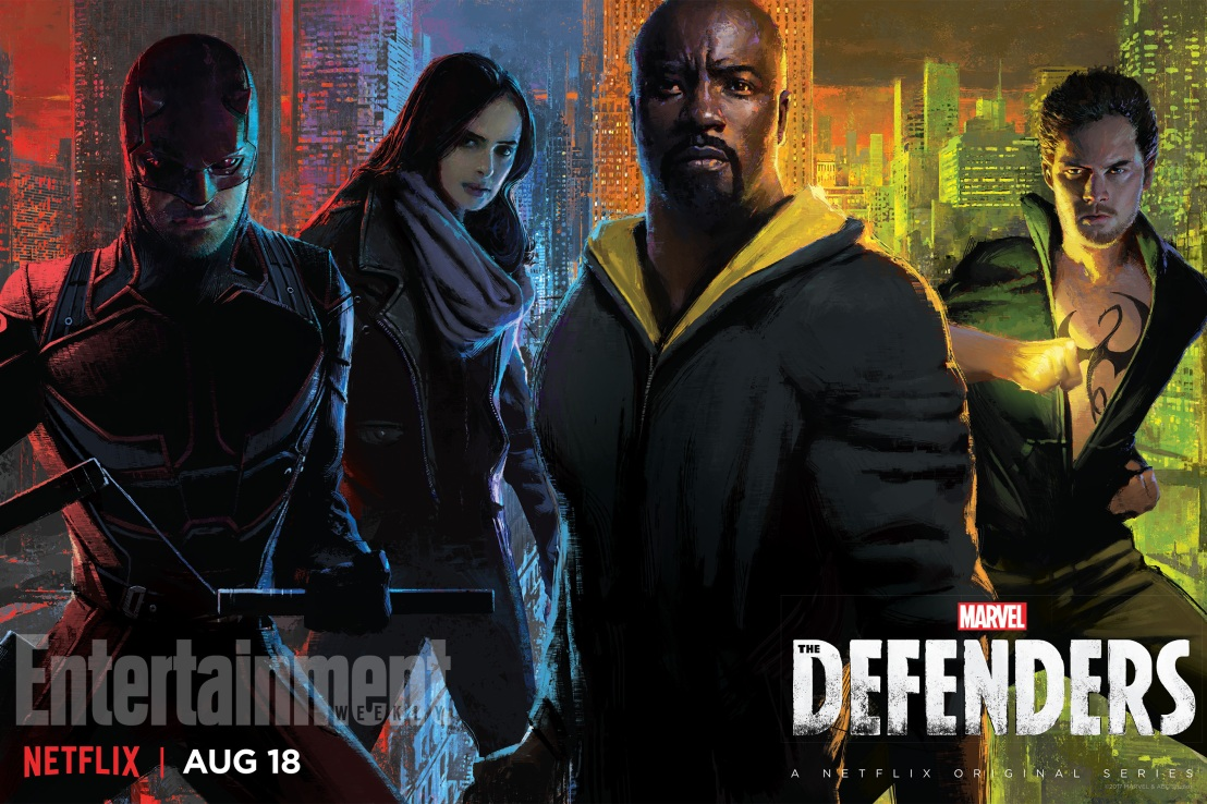 "Life in the Age of the Crossover: A ""Defenders"" Review"